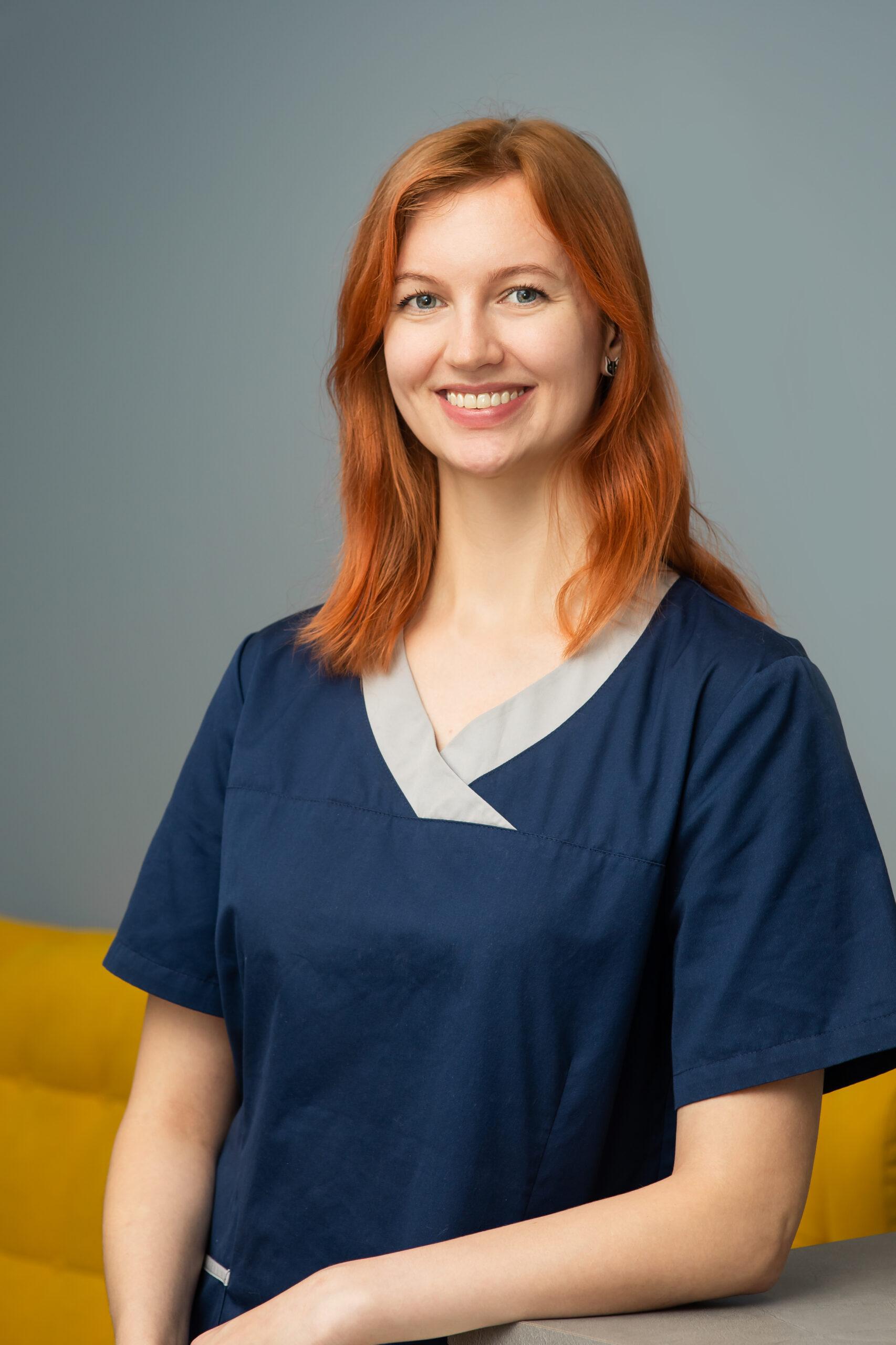 DR. EVA-LIISA RUUT