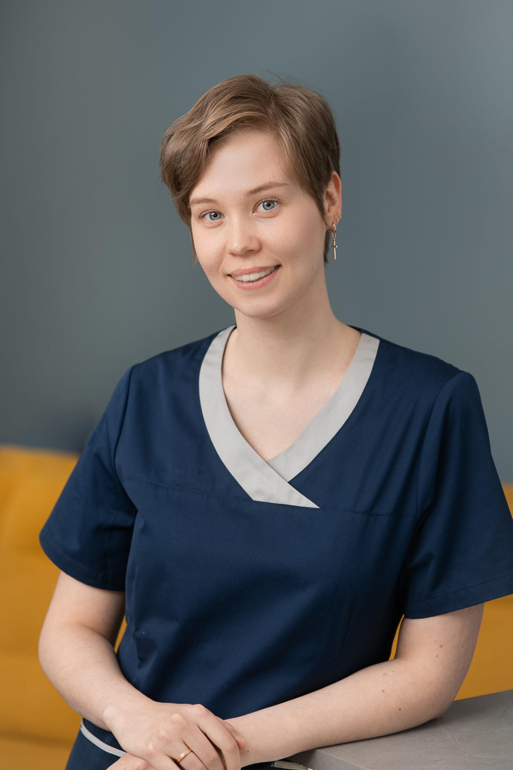 Dr. Julia Smirnova